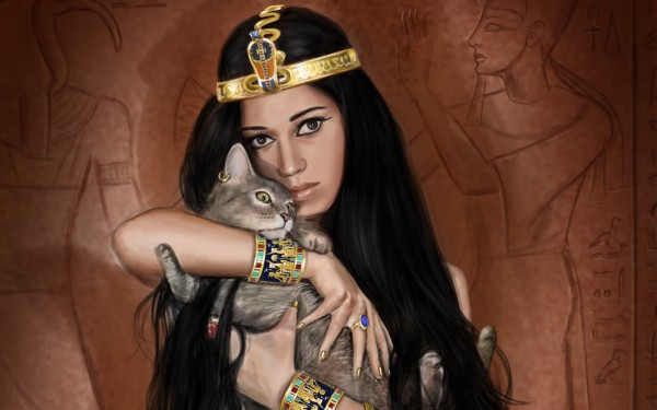 egyptian-cat-woman