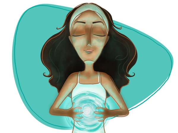 awaken-your-psychic-power-to-feel-your-aura-step-4
